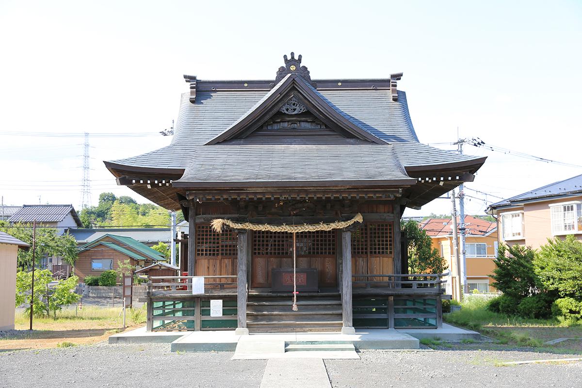 小山御嶽神社(町田市小山町1272)