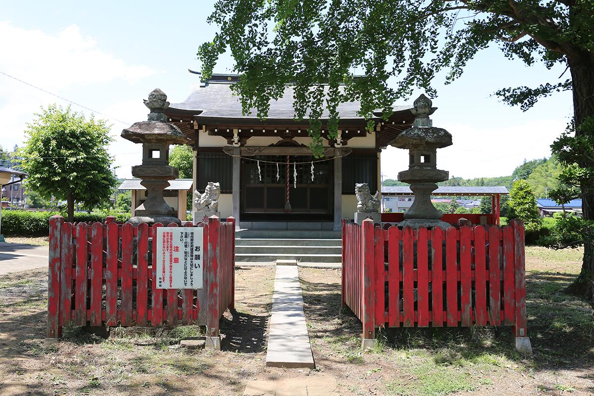 小山田神社(町田市下小山田町3029)