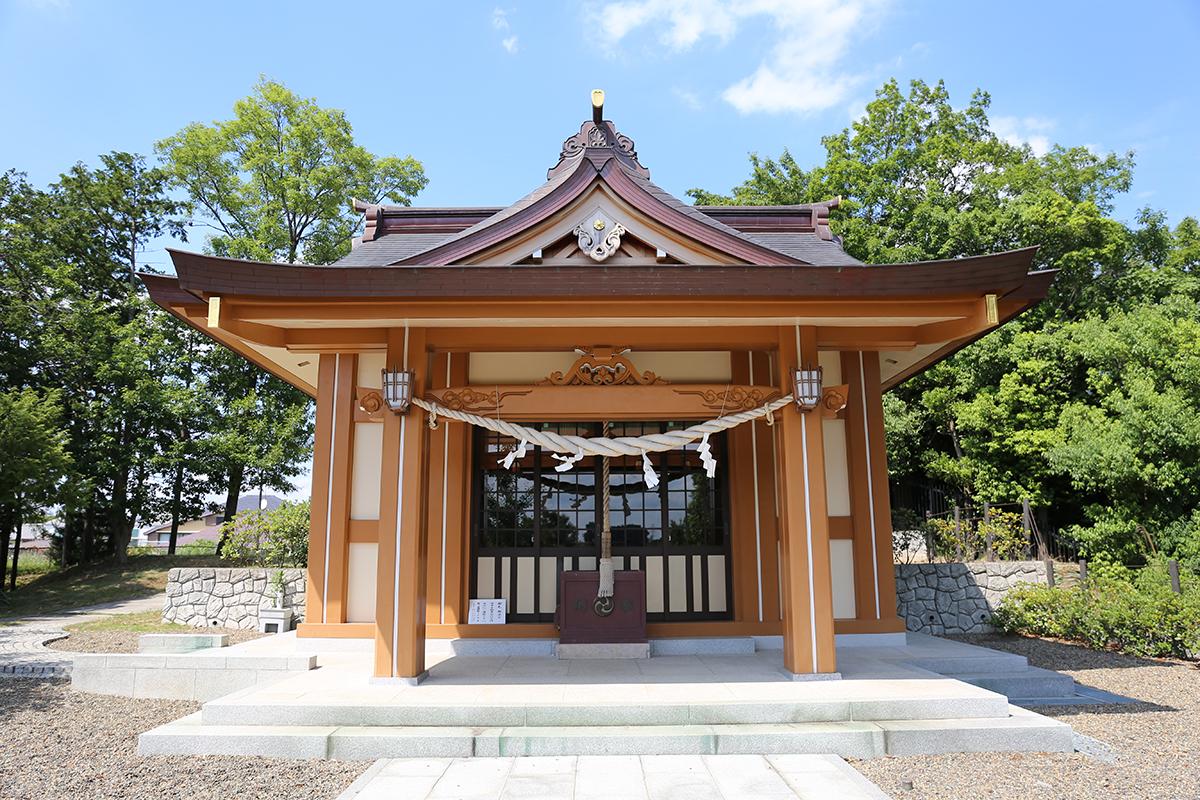 能ヶ谷神社(町田市能ヶ谷6-20-1)