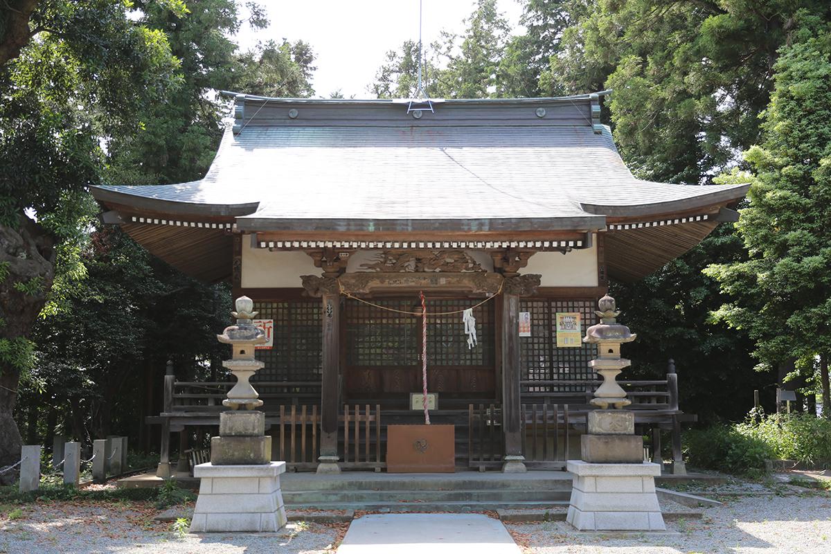 三輪熊野神社(町田市三輪1925)